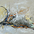 Limitless 1 - Abstract Painting by Ismeta Gruenwald