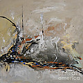 Limitless - Abstract Painting by Ismeta Gruenwald