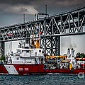 Limnos Coast Guard Canada by Ronald Grogan