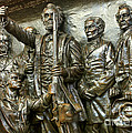Lincoln Arming The Freed Slaves by David Bearden