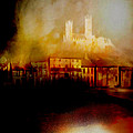 Lincoln Cathedral by Chris Knights