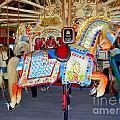 Lincoln Centennial Horse by Ed Weidman