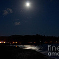 Lincoln City Moonlight by John Daly
