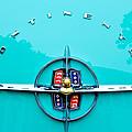 Lincoln Continental Rear Emblem by Jill Reger