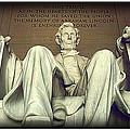 Lincoln by Greg Thiemeyer