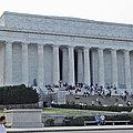 Lincoln Memorial 2 by Tom Doud