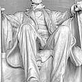 Lincoln Memorial Black/white Hdr by Ken Killion