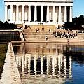 Lincoln Memorial by Daniel Thompson