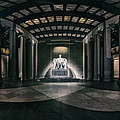 Lincoln Memorial by Eduard Moldoveanu