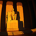 Lincoln Memorial by Mitch Cat