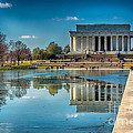 Lincoln Memorial Reflection by Izet Kapetanovic
