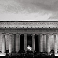 Lincoln Memorial  by Roger Becker