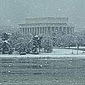 Lincoln Memorial by Tracy Rice Frame Of Mind