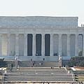 Lincoln Memorial - Washington Dc - 01131 by DC Photographer