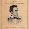 Lincoln Temperance, 1842 by Granger
