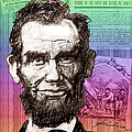 Lincoln's Billboard Of History by Craig A Christiansen
