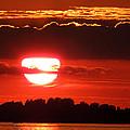 Lindau Island Sunset by Colette V Hera  Guggenheim