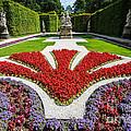 Linderhof Palace Gardens - Bavaria - Germany by Gary Whitton