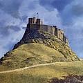 Lindisfarne Castle by Tom Wooldridge