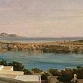 Lindos Rhodes by Frederic Leighton