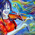 Lindsey Stirling Magic by Anna  Duyunova