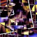 Lines Vs Diagonals by Mario Perez