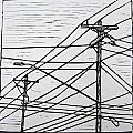 Lines by William Cauthern