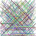 Lines.3 by Gareth Lewis