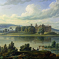 Linlithgow Palace by Scottish School