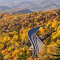 Linn Cove Viaduct On The Blue Ridge Parkway by Pierre Leclerc Photography