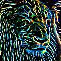 Lion - 1 by Becca Buecher