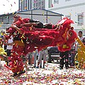 Lion Dance by Alfred Ng