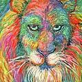 Lion Explosion by Kendall Kessler