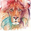 Lion by Laura Slade