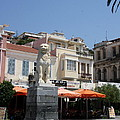 Lion Place Of Samos by Christiane Schulze Art And Photography