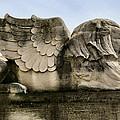 Lion With Wings by Patricia Januszkiewicz