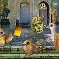 Lions In The Night by Nekoda  Singer