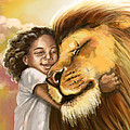 Lion's Kiss by Tamer and Cindy Elsharouni