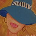 Lips V by Julie Crisan