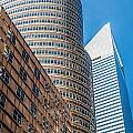 Lipstick Building by Kenneth Grant