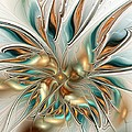 Liquid Flame by Anastasiya Malakhova