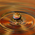 Liquid Orb by Bobbie Climer