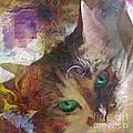 Lisa Beckons - Square Version by John Beck