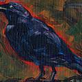 Lisa's Blackbird by Susan Moore