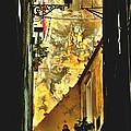 Lisbon Alley by Bill Marder