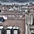 Lisbon Rooftops I by Marco Oliveira
