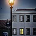 Lisbon Street Lamp by Carlos Caetano