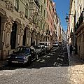 Lisbon Street by Lucinda Walter