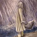 Listen To The Rhythm Of The Falling Rain.. by Lisa Carlen