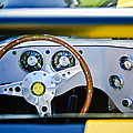 Lister Steering Wheel by Jill Reger